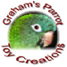 Grahams Parrot Toy Creations