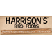 Harrisons Bird Food